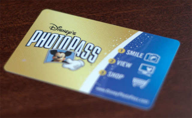Tarjetas Disney PhotoPass