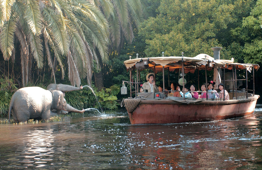 Nuevo Restaurante De Jungle Cruise En Magic Kingdom
