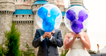 Boda nocturna en Magic Kingdom- DisneyAdictos