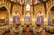 Restaurantes Elegantes de Disney World